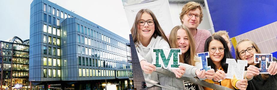 WDR MINT-Akademie für Schülerinnen und Schüler